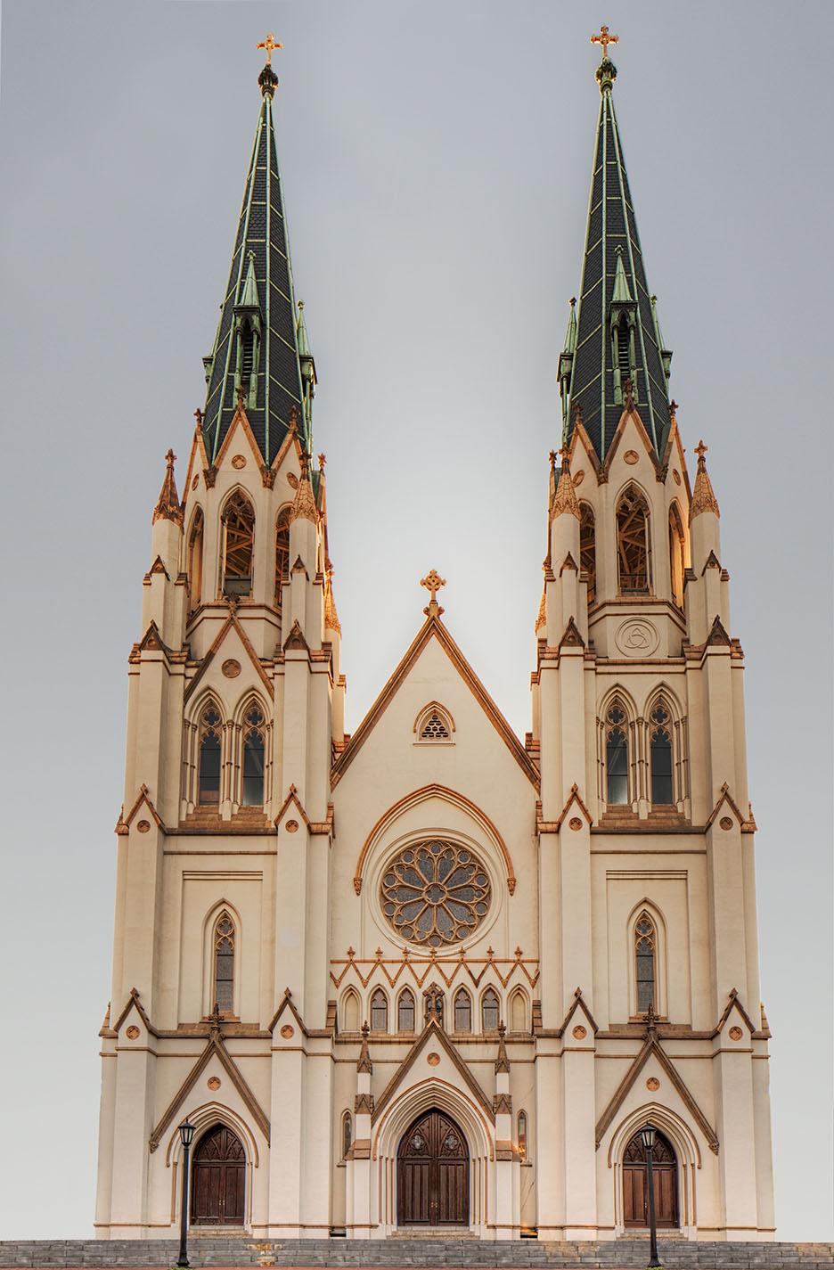 Cathedral of St. John The Baptist by Dan Kaufman, Studio Kaufman LLC