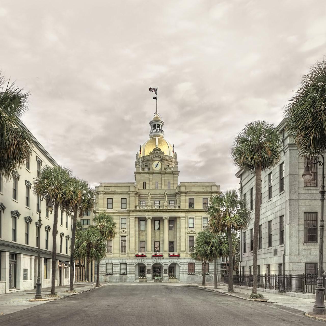 Savannah City Hall by Dan Kaufman, Studio Kaufman LLC