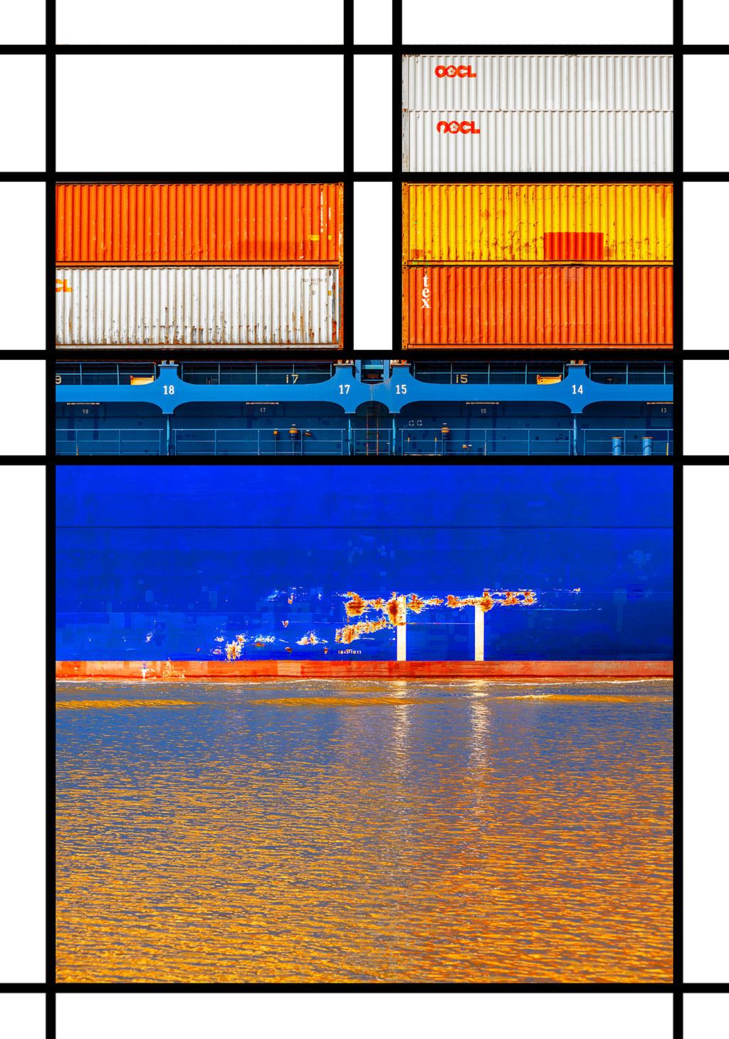 Port Mondrian 11 by Dan Kaufman, Studio Kaufman