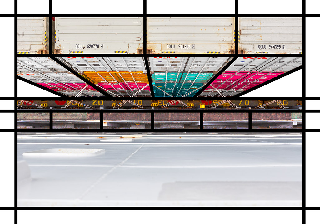 Port Mondrian 8 by Dan Kaufman, Studio Kaufman