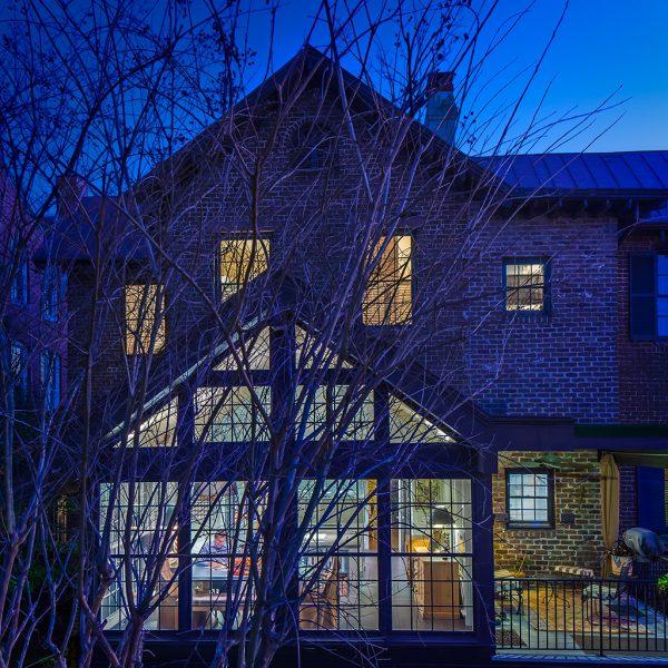 Rear Window by Dan Kaufman, Studio Kaufman LLC