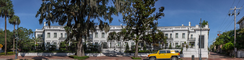 Armstrong House Linear Pano MockUp by Dan Kaufman, Studio Kaufman LLC
