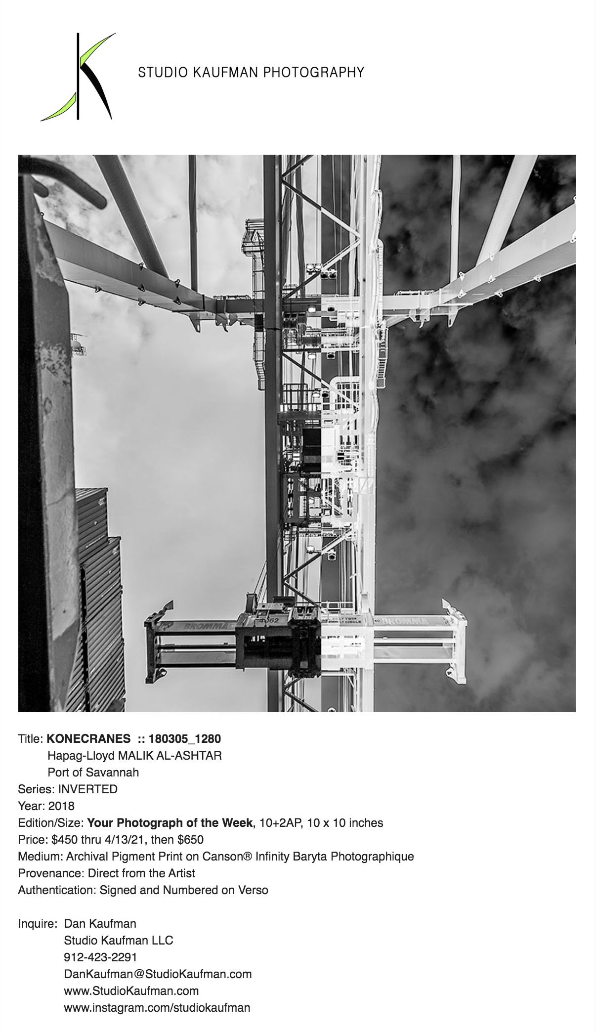 KONECRANES :: 180305_1280 by Dan Kaufman, Studio Kaufman