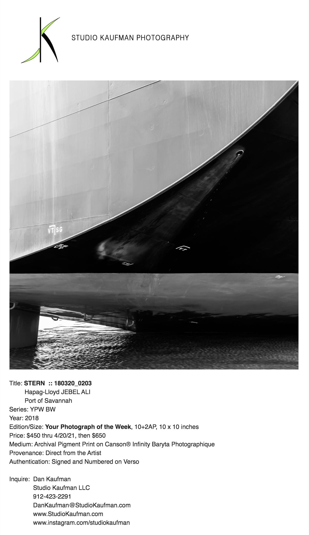 STERN by Dan Kaufman, Studio Kaufman